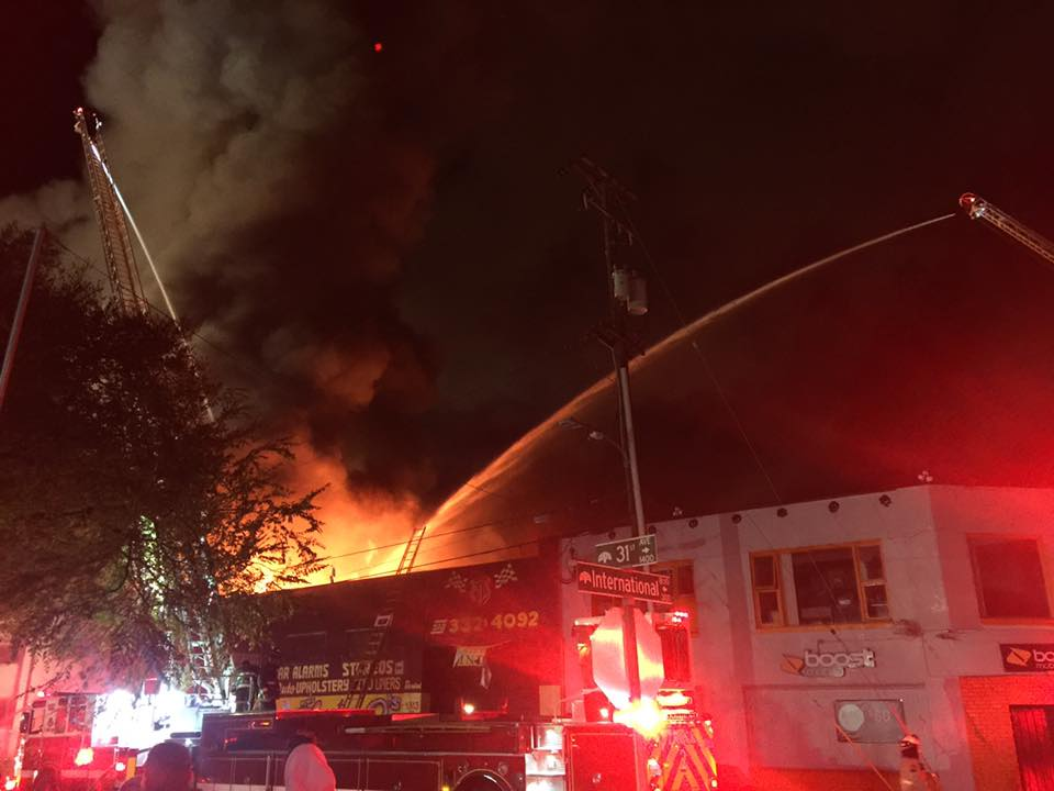 Legal Perspective: Oakland Club Fire; Ghost Ship